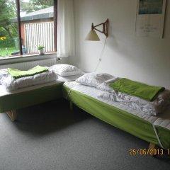Отель Søndervig Camping & Cottages Студия с различными типами кроватей фото 5