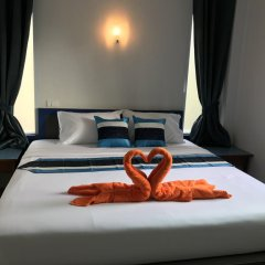 Отель Adarin Beach Resort 3* Люкс с различными типами кроватей фото 3