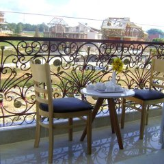 Tuan Thuy Hotel Далат балкон