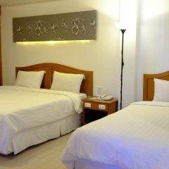 Отель PJ Inn Pattaya 3* Номер Делюкс с различными типами кроватей