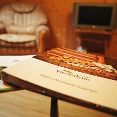 Гостиница Воеводино Курорт Люкс с различными типами кроватей фото 3