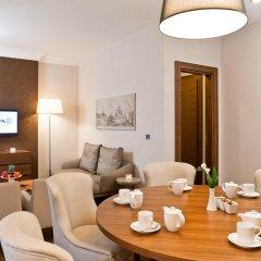 Radisson Blu Hotel, Kyiv Podil 4* Люкс с различными типами кроватей фото 4