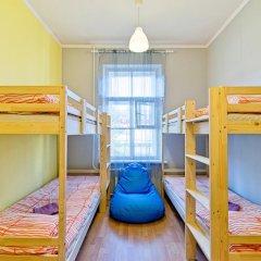 Хостел Порт на Сенной Кровать в общем номере с двухъярусной кроватью фото 2