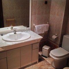 Hotel Sur Вильяррубиа-де-Сантиаго ванная