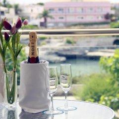 Отель Port Ciutadella Испания, Сьюдадела - отзывы, цены и фото номеров - забронировать отель Port Ciutadella онлайн балкон