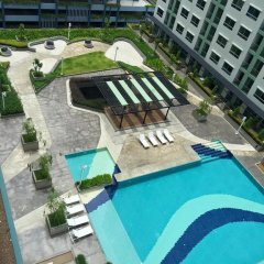 Отель Lumpini Seaview jomtien by Parikal бассейн фото 2