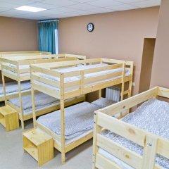 Hostel Tsentralny Кровать в мужском общем номере с двухъярусной кроватью фото 2