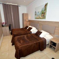 Hotel Parisien 2* Стандартный номер с различными типами кроватей фото 10