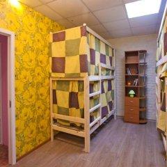 Хостел Браво Кровать в общем номере фото 21