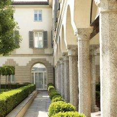 Four Seasons Hotel Milano 5* Номер категории Премиум с различными типами кроватей фото 8