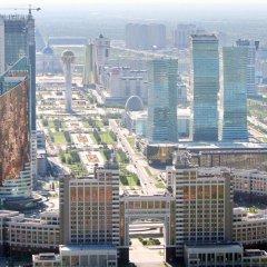 Гостиница Hostel Nochleg Казахстан, Нур-Султан - 1 отзыв об отеле, цены и фото номеров - забронировать гостиницу Hostel Nochleg онлайн бассейн