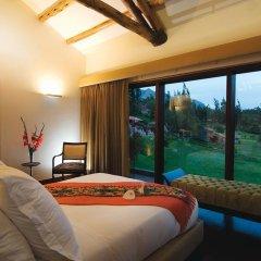 Belmond Hotel Rio Sagrado 5* Номер Делюкс с различными типами кроватей