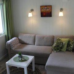 Отель Oldevatn Camping комната для гостей фото 5