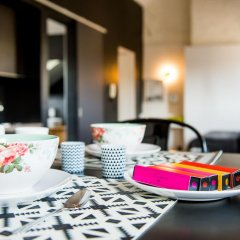 Отель Smartflats City - Grand Sablon Улучшенная студия фото 8