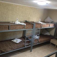 Отель Уютный Причал 2* Кровать в общем номере фото 9