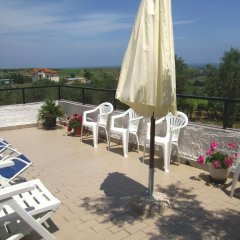 Отель B&B Stella dell'Adriatico Ортона бассейн