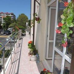 Гостиница Natali балкон