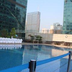 Wongtee V Hotel бассейн