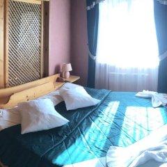 Гостиница Smerekova Khata Люкс разные типы кроватей фото 8