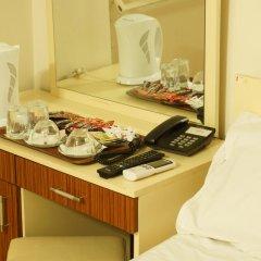 Hotel Mara 3* Номер Делюкс с различными типами кроватей фото 12