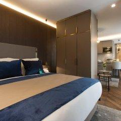 Отель Noble22 Suites Полулюкс с различными типами кроватей фото 6