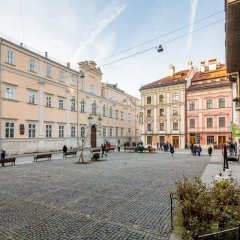 Апартаменты The Heart of Lviv Apartments - Lviv Львов фото 3