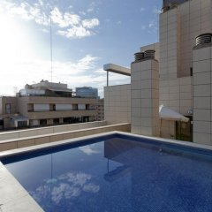 Отель Valencia Center Валенсия бассейн фото 2