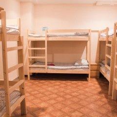 БМ Хостел Кровать в общем номере с двухъярусной кроватью фото 15
