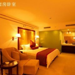 Hengshan Hotel комната для гостей фото 4