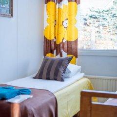 Отель Guesthouse Stranda Helsinki 2* Стандартный номер с 2 отдельными кроватями (общая ванная комната) фото 22