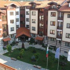 Отель Aparthotel Winslow Highland Болгария, Банско - отзывы, цены и фото номеров - забронировать отель Aparthotel Winslow Highland онлайн балкон