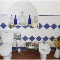 Отель Casa Cueva Alhama Сьерра-Невада ванная