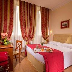 Отель Milton Roma 4* Стандартный номер фото 5