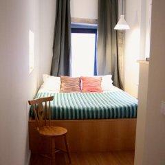 Отель YOURS GuestHouse Porto 4* Стандартный номер двуспальная кровать фото 7