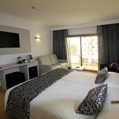 Hotel Pamplona 4* Стандартный номер с различными типами кроватей фото 6