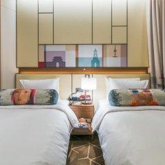 Отель Aloft Seoul Myeongdong 4* Стандартный номер с 2 отдельными кроватями фото 3
