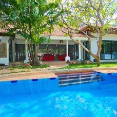 Отель Villa Tortuga Pattaya 4* Вилла с различными типами кроватей фото 35