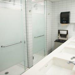 Отель West Side YMCA Стандартный номер с двухъярусной кроватью (общая ванная комната) фото 3