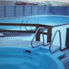Отель Guesthouse Steinsstadir бассейн фото 2