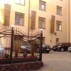 Эдем Отель парковка