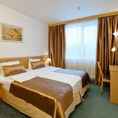 Арт Отель 3* Стандартный номер двуспальная кровать фото 4