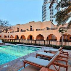 Апартаменты Downtown Al Bahar Apartments бассейн фото 3
