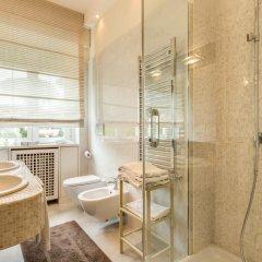 Отель La Gaura Guest House Италия, Казаль Палоччо - отзывы, цены и фото номеров - забронировать отель La Gaura Guest House онлайн ванная