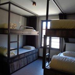 Brxxl 5 City Centre Hostel Кровать в общем номере с двухъярусной кроватью фото 3