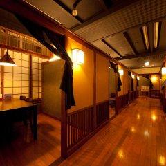 Отель Hinanosato Sanyoukan Япония, Хита - отзывы, цены и фото номеров - забронировать отель Hinanosato Sanyoukan онлайн интерьер отеля
