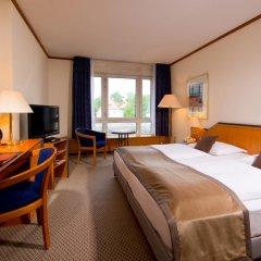 Leonardo Hotel Weimar 4* Номер Комфорт с различными типами кроватей фото 3