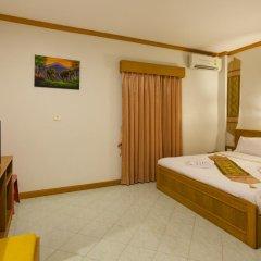Отель The Little Moon Residence 3* Номер категории Эконом с двуспальной кроватью