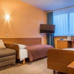 Hotel Zemaites 3* Стандартный семейный номер с двуспальной кроватью фото 5