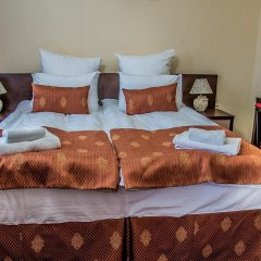 Шарм Отель 2* Стандартный семейный номер разные типы кроватей фото 2