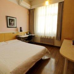 Beijing Sicily Hotel 2* Стандартный номер с двуспальной кроватью фото 7